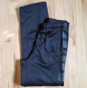 Nike Therma Fit Elite Black Pants Youth SZ L